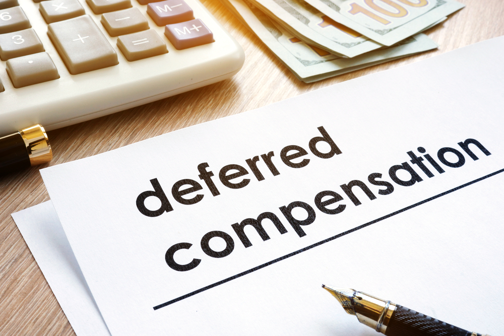 A New Wrinkle When Dividing Deferred Compensation Plans